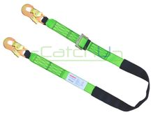 CatchU Pole Strap with Double Action Snap Hooks Both Ends