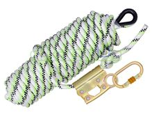 CatchU 12mm x 30m Braided Ropeline with Adjuster