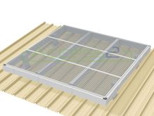 Access2 Engineered Modular Aluminium Platform Kit [0-5 degrees] - 5.4m x 5.4m