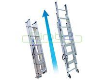Climb2 Triple Extension Ladder [135kg] - 2.0m/4.15m [Reach Height 5.3m]
