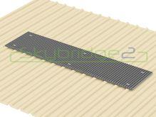 Skybridge2 FRP Walkway Kit - 600mm x 3,600mm - 13mm - Grey
