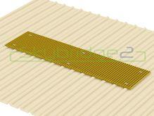 Skybridge2 FRP Walkway Kit - 600mm x 3,600mm - 13mm - Yellow