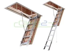Climb2 Fold Down/Attic Ladder - Standard - 2.440m - 3.050m
