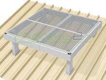 Access2 Engineered Modular Aluminium Platform Kit [11-15 degrees] - 1.2m x 1.2m