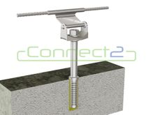 Connect2 Ballast Roof Concrete Mobile Intermediate Assembly