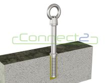 Connect2 Ballast Roof Concrete Fix Anchor (Standard)