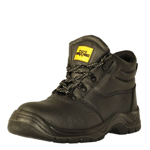 WORK FORCE TERRA LACE UP SAFETY BOOT