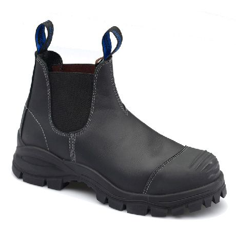 BLUNDSTONE 990 SLIP ON SAFETY BOOT