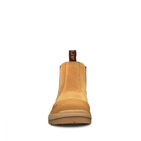 OLIVER 55322 KEVLAR NUBUCK SAFETY BOOT