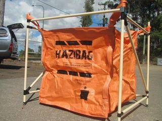 HAZIBAG STAND 1CBM