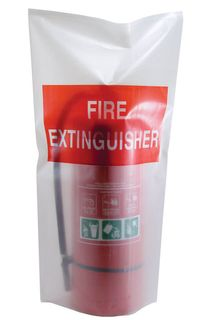 COVER EXTINGUISHER PLASTIC 9.0 kg UV TREATED