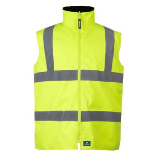 RAINBIRD YELLOW REVERSIBLE VEST