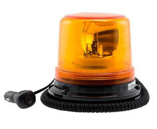 BEACON ACOT500 AMBER 12V MAGNETIC
