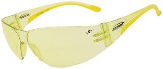 SAFETY GLASSES LITE BOXA A/FOG H/COAT MEDIUM AMBER