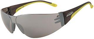 SAFETY GLASSES LITE BOXA H/COAT MEDIUM SILVER MIRROR