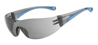 SAFETY GLASSES MAXVUE BY-FOCAL 1.5 SMOKE