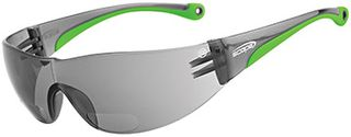 SAFETY GLASSES MAXVUE BY-FOCAL 2.0 SMOKE