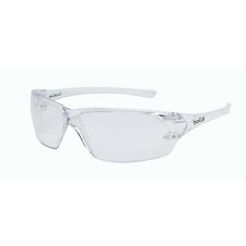 SAFETY GLASSES BOLLE PRISM CLEAR LENS