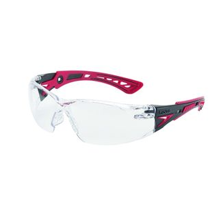 SAFETY GLASSES BOLLE RUSH PLUS CLEAR