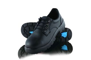STEEL BLUE EUCLA SAFETY SHOE