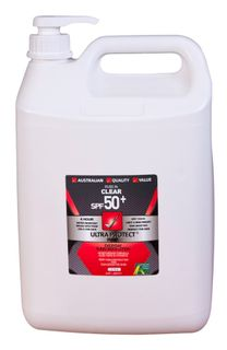 SUNSCREEN ULTRA PROTECT 50+ 5L PUMP