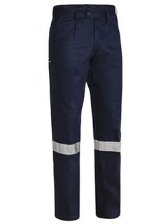 BISLEY TAPED DRILL TROUSERS