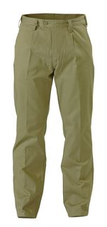 BISLEY COTTON DRILL TROUSERS
