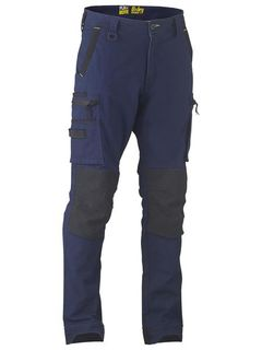 BISLEY FLEX AND MOVE NAVY TROUSERS BPC6330