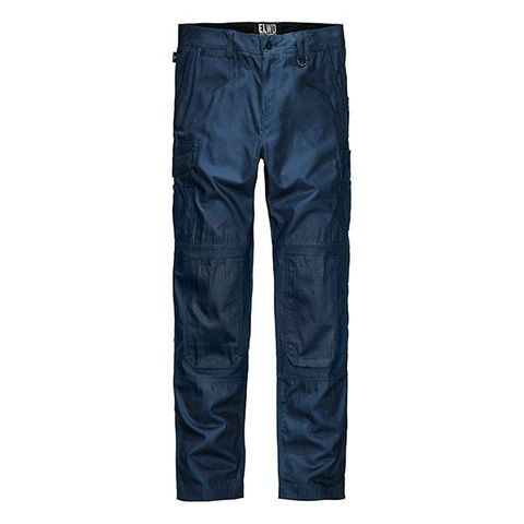 TROUSERS ELWD UTILITY NAVY