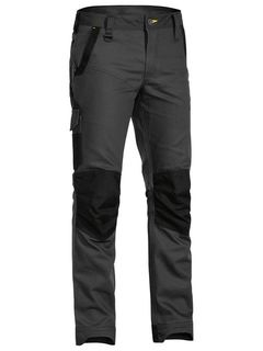 BISLEY BPC6130 CHARCOAL FLEX AND MOVE STRETCH PANT