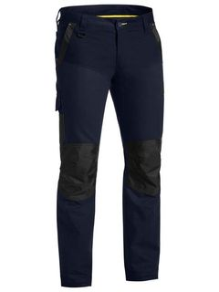 BISLEY BPC6130 NAVY FLEX AND MOVE STRETCH PANT