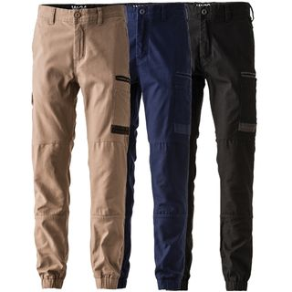 FXD WP-4 CUFFED STRETCH TROUSERS