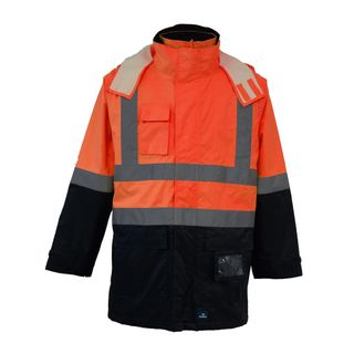 RAINBIRD HEALY JACKET ORANGE