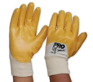 SUPERLITE NITRILE DIPPED GLOVES