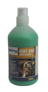 HAND CLEANER MINT GRIT 500ML