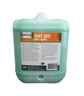 HAND CLEANER MINT GRIT 20L