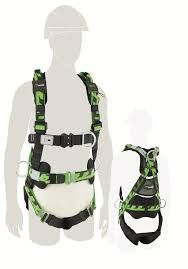 AIRCORE RIGGERS HARNESS MED/LGE