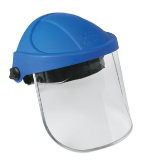 FACE SHIELD UNISAFE CLR