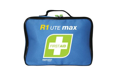 FIRST AID KIT FAST AID R1 UTE MAX SOFT PACK.