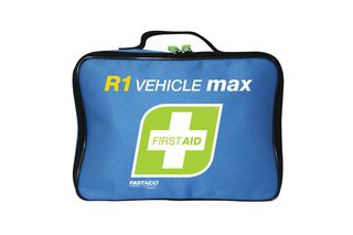 FIRST AID KIT R1 VEHICLE MAX COMPLIANT. SOFT PACK