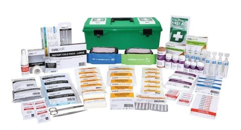 FIRST AID KIT R2 INDUSTRA MAX 1-25 HIGH RISK TACKLE BOX