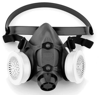 RESPIRATOR HONEYWELL 5500 HALF MASK TWIN M