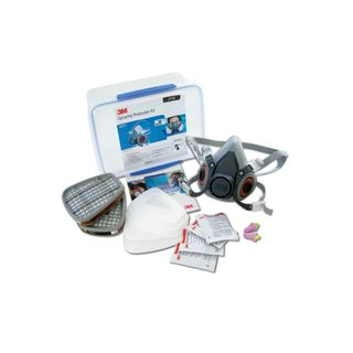 RESPIRATOR 3M SPRAYING KIT A1P2
