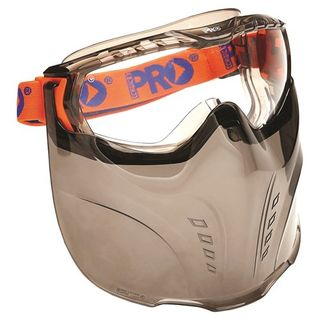 VADAR CLEAR GOGGLE /MASK COMBO
