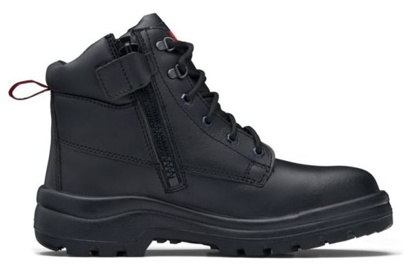 John Bull 5588 Elkhorn Lace-up Side Zip Safety Boot