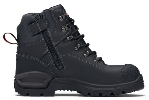 John Bull 4598 Crow 2.0 Lace-up Side Zip Safety Boot