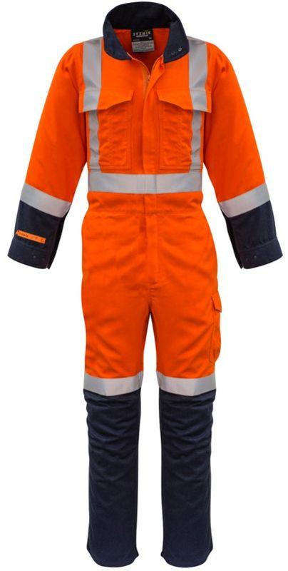 Syzmik Mens Fire Resistant TTMC-W17 Overall