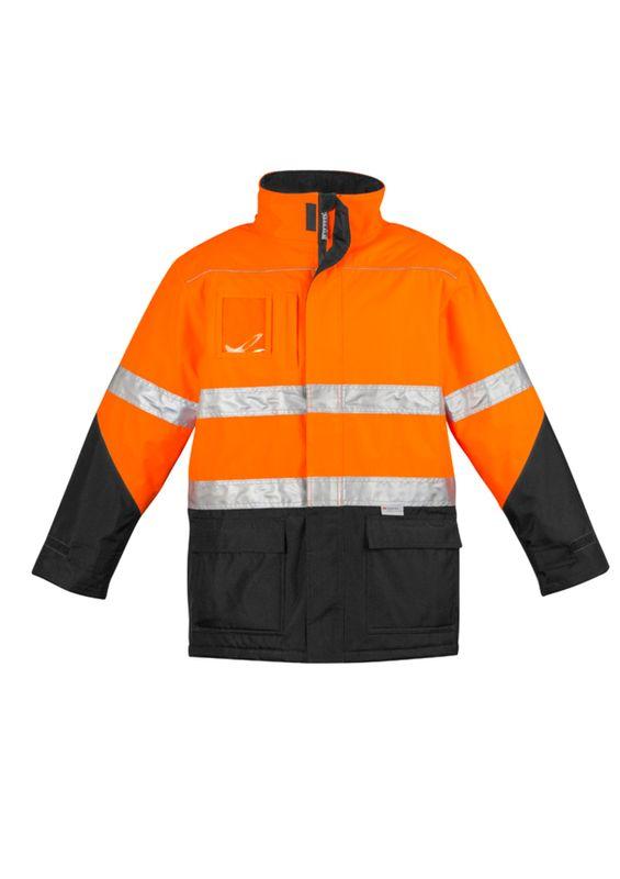 Syzmik Mens Hi Vis Storm Jacket