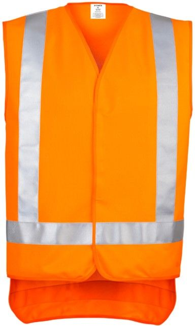 Syzmik Unisex TTMC-W17 Basic Vest