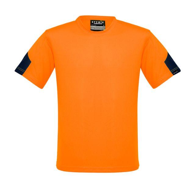 Syzmik Mens Hi Vis Squad T-Shirt
